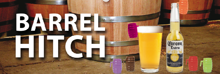 Barrel Hitch Shot Glass