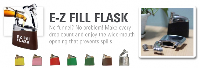EZ Fill Flask
