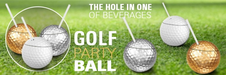 Golf Party Ball