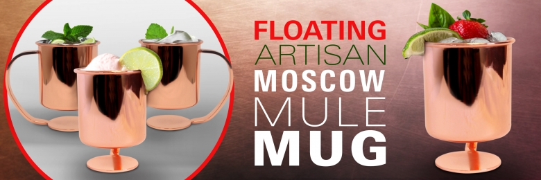 Floating Mule Mug - Artisan
