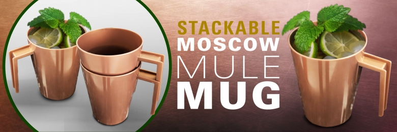 Stackable Mule Mug