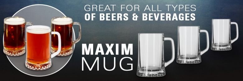 Maxim Mug with Handle