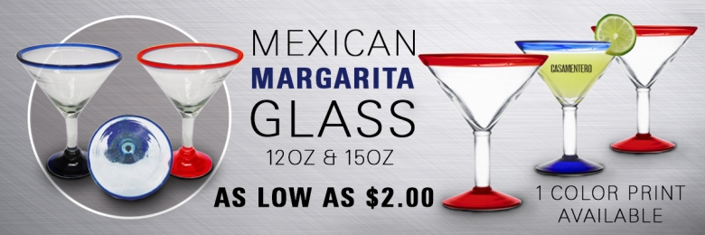 Mexican Style Cocktail Glass