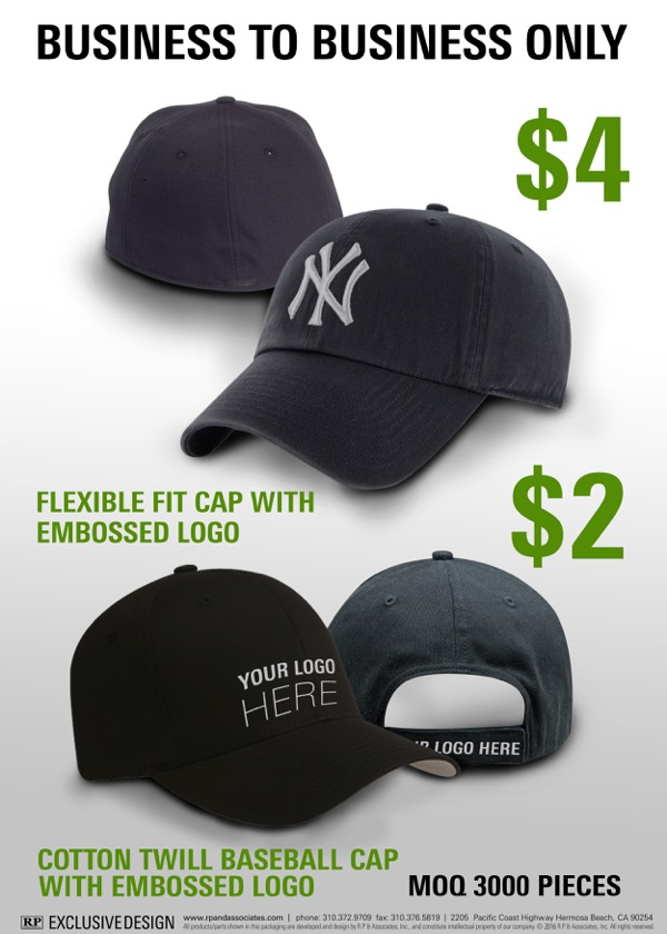 Custom Hats by RP and Associates