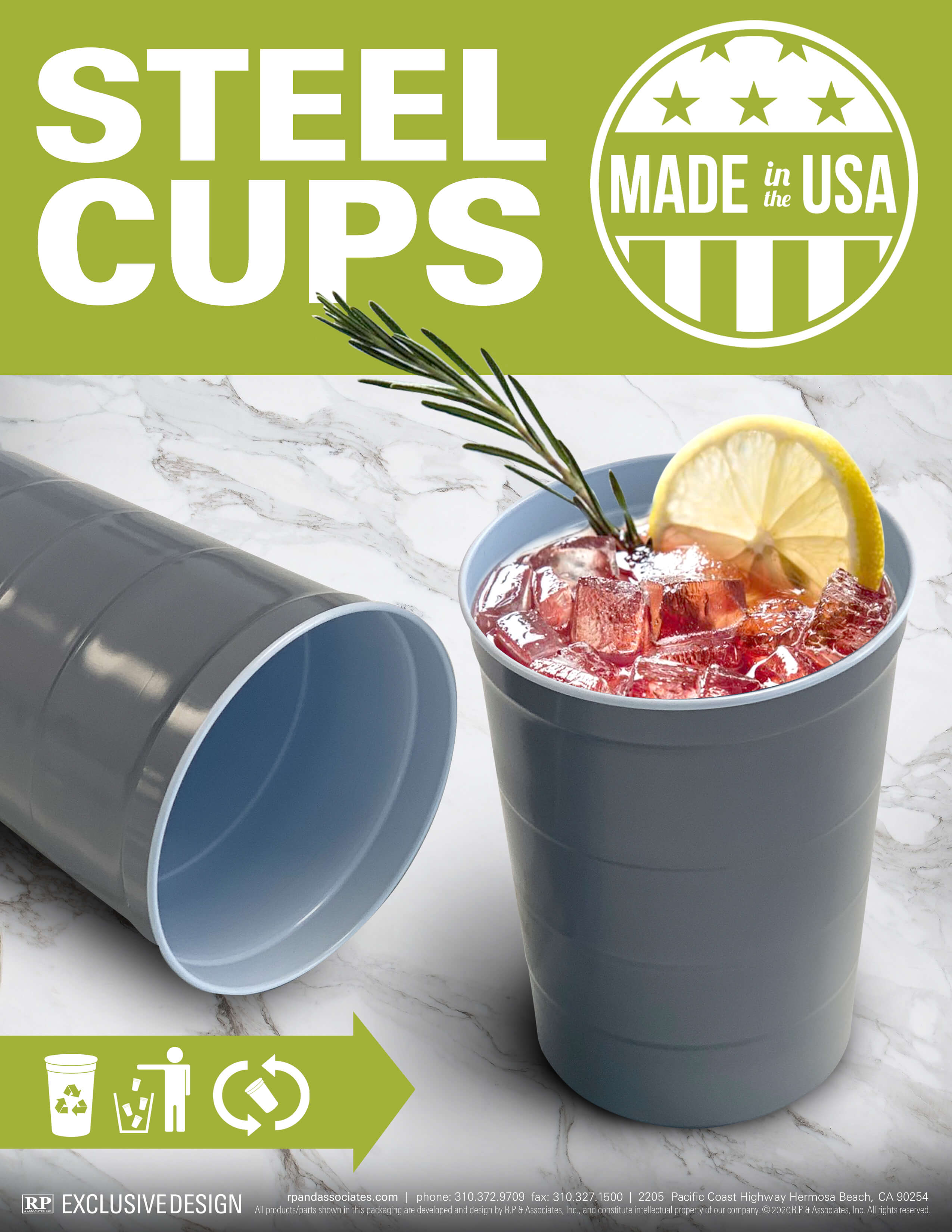 steel cups 2020