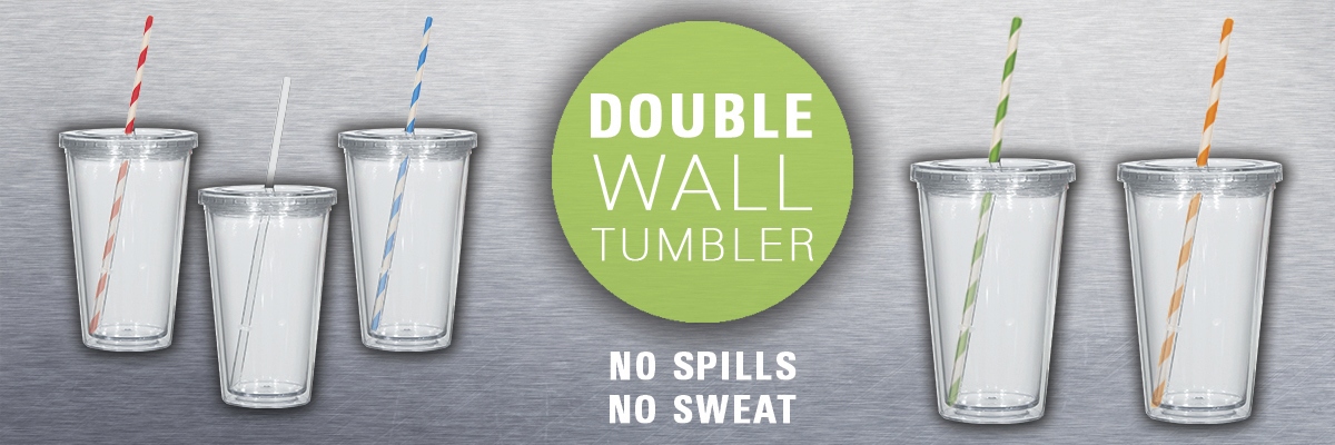 Double Wall Tumbler