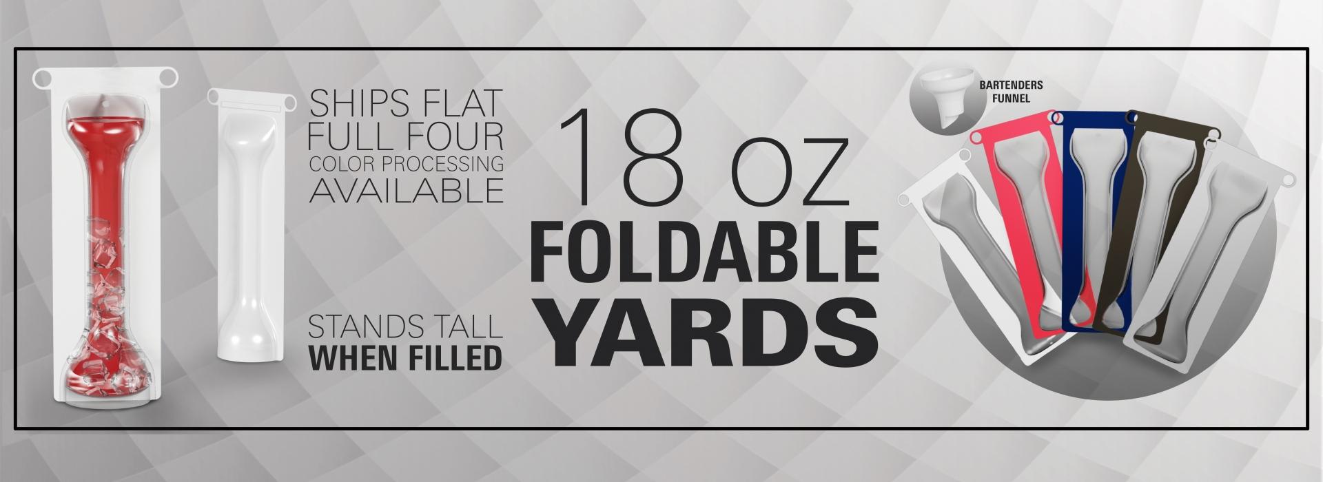 foldable yard